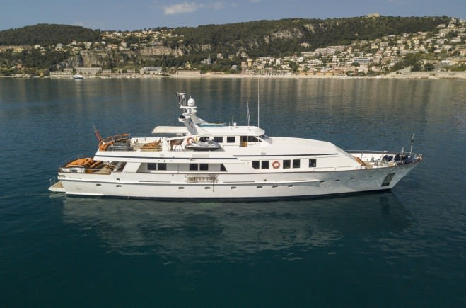 Fiorente Luxury Yacht for Sale