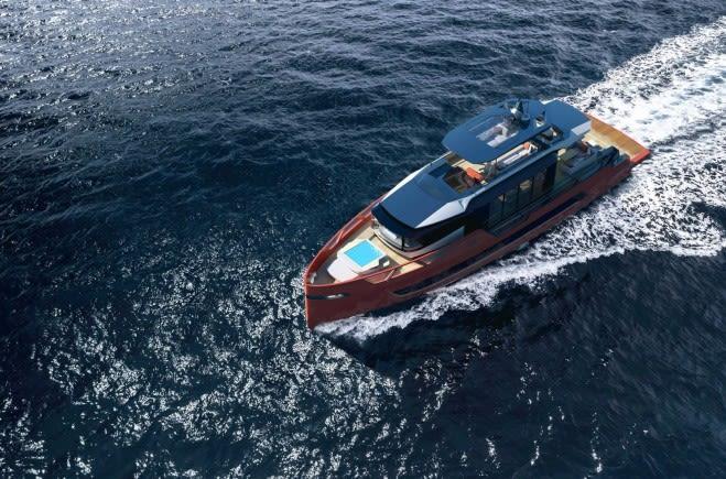 XSR 85 Luxury Yacht for Sale