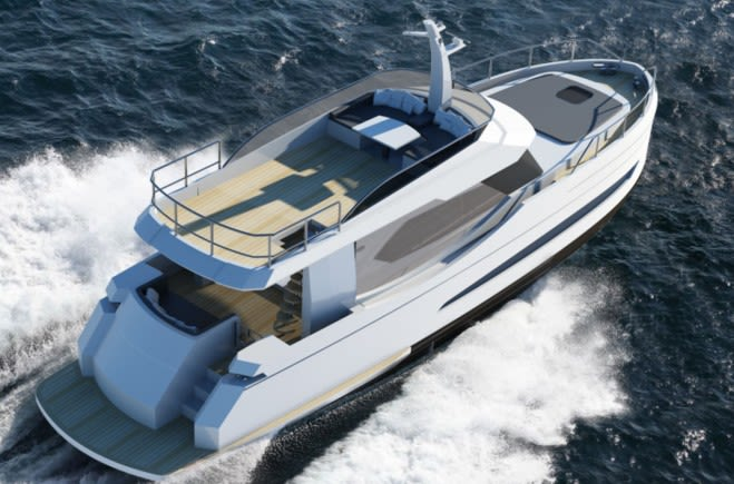 M/Y GN60 | Naval Yachts