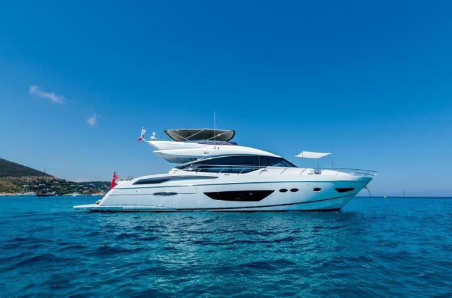 Nelena Luxury Yacht for Sale