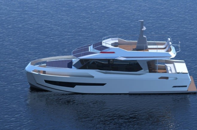 M/Y GN47 | Naval Yachts