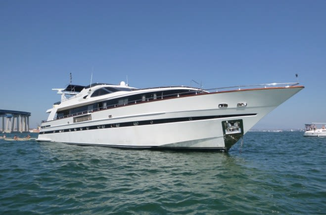 Amadeus Luxury Yacht for Sale