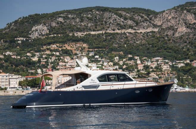 M/Y Mercury   Rapsody Yachts