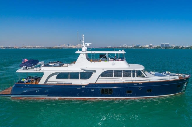 Moni Luxury Yacht for Sale