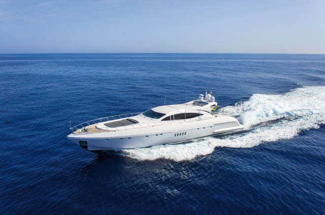 Four Friends Luxury Yacht for Sale