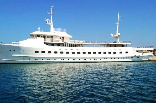 BLUE DAWN Luxury  for Sale