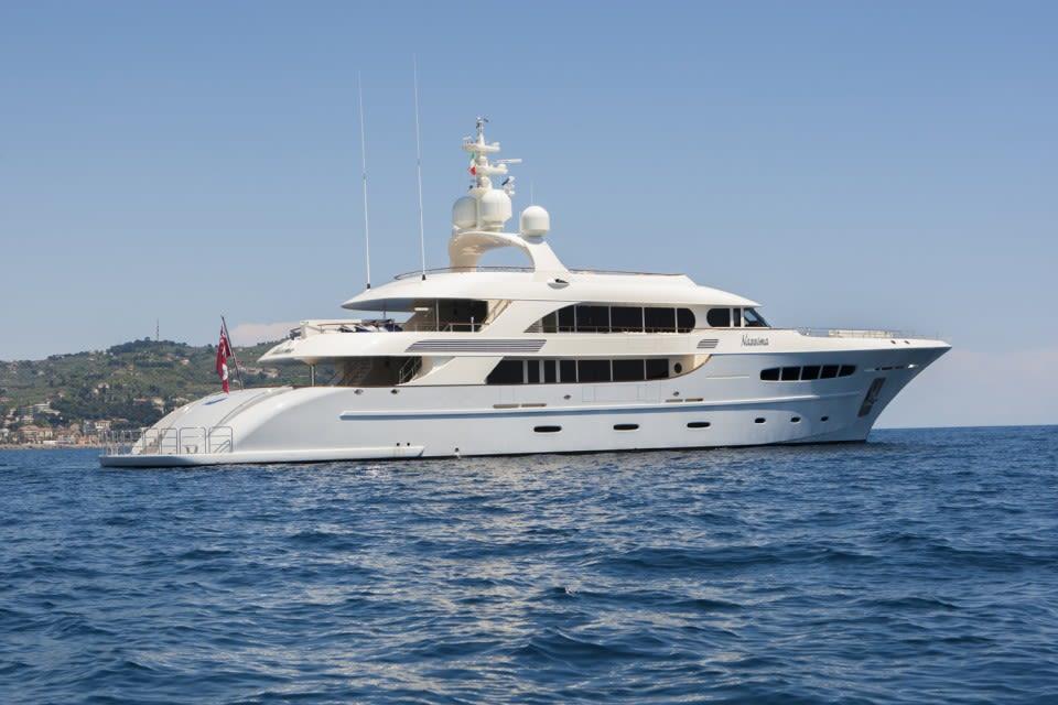 M/Y Nassima Yacht #22