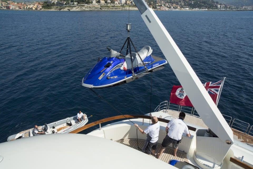 M/Y Nassima Yacht #10