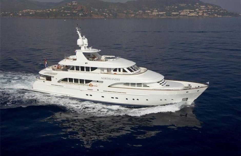 M/Y Northlander Yacht #1
