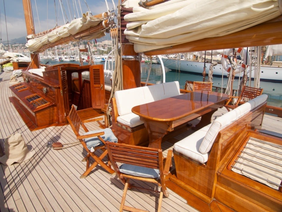 S/Y Doriana Yacht #10