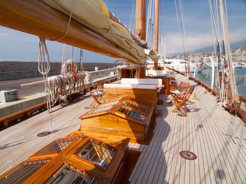 S/Y Doriana Yacht #9