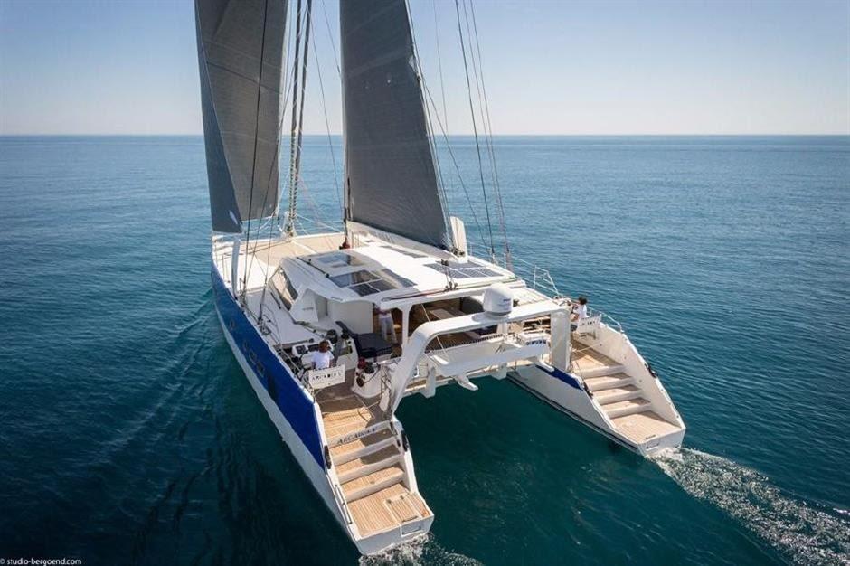 S/Y Arcadia V Yacht #4