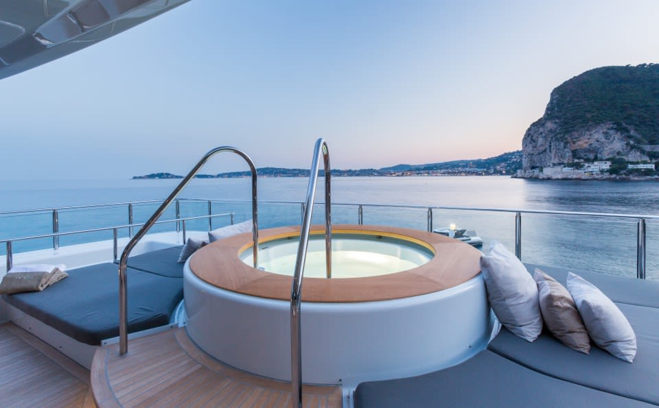 ICON Superyacht for Sale - Icon Yachts Luxury Yacht