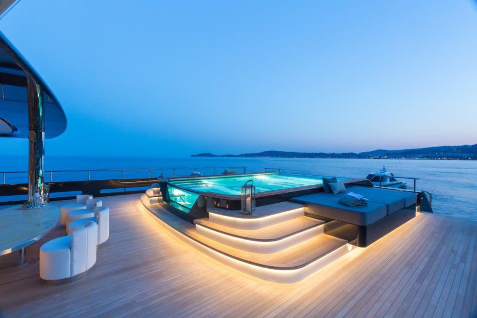 M/Y ICON Yacht #5
