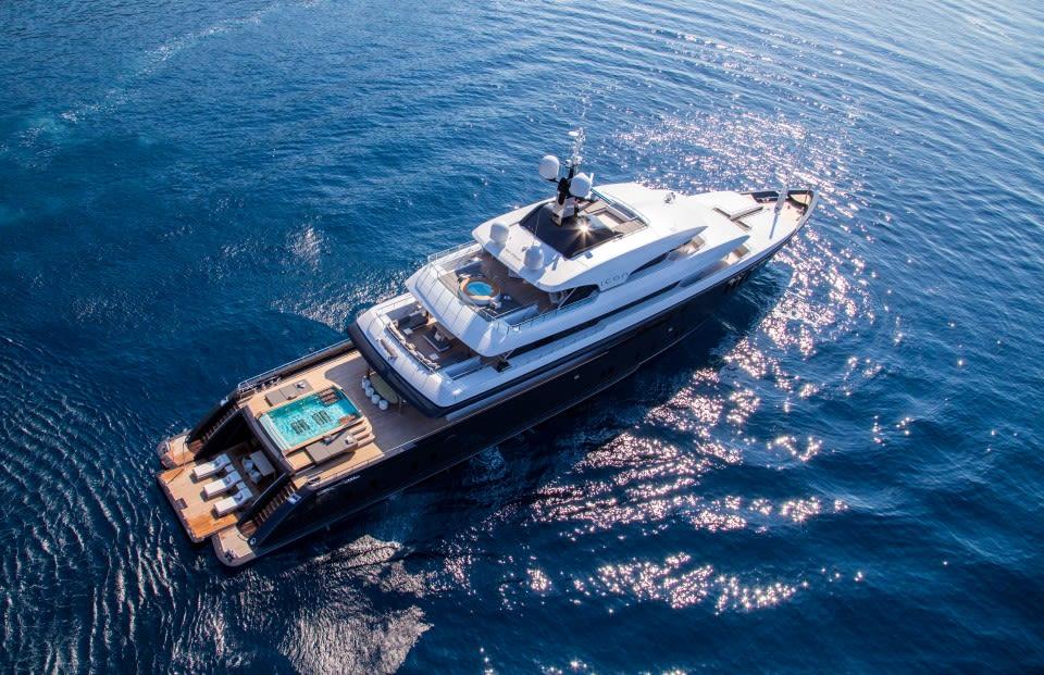 M/Y ICON Yacht #1