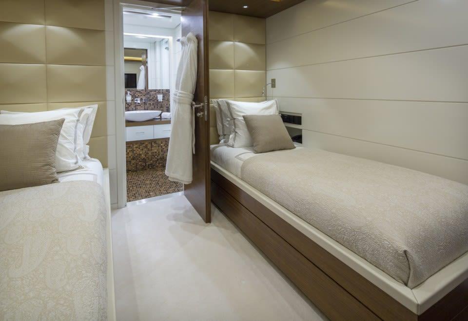 M/Y Nassima Yacht #17