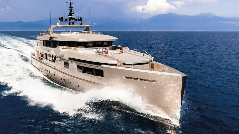 M/Y Cacos V Yacht #1