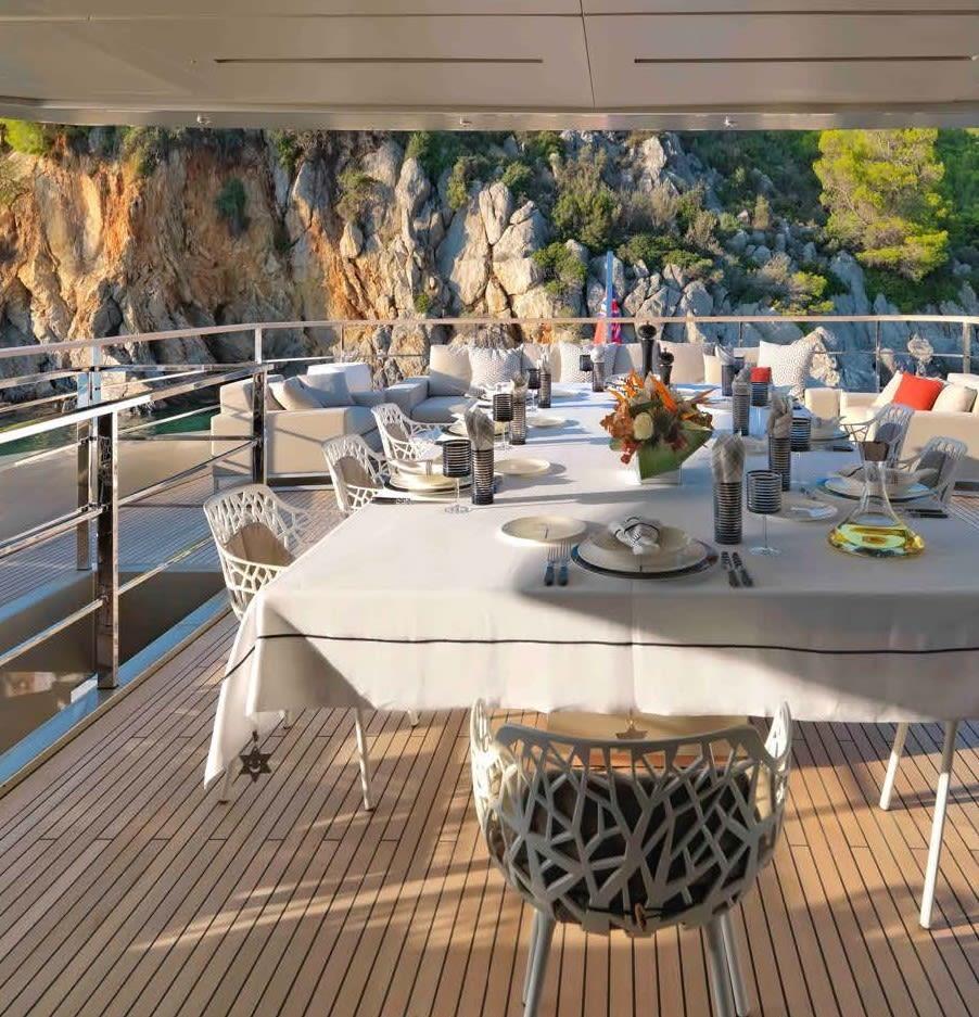 M/Y Cacos V Yacht #6