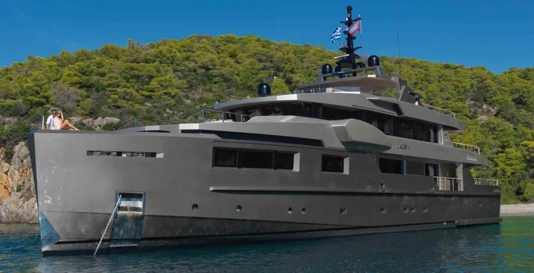 M/Y Cacos V Yacht #13