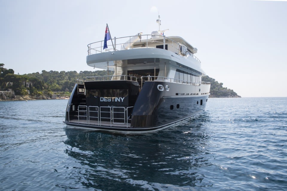 M/Y Destiny Yacht #2