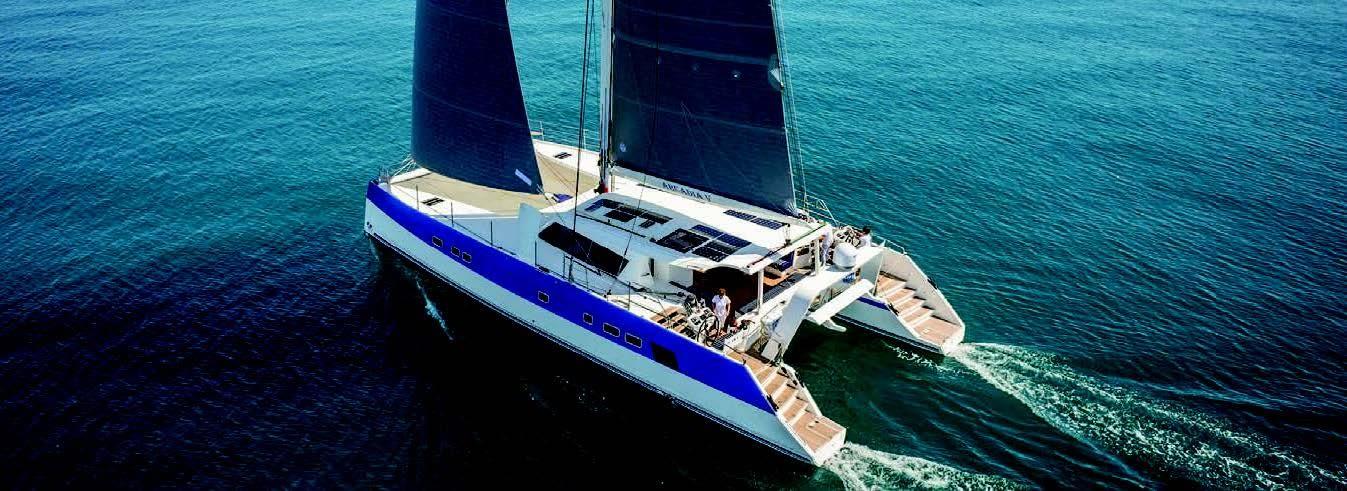 S/Y Arcadia V Yacht #1