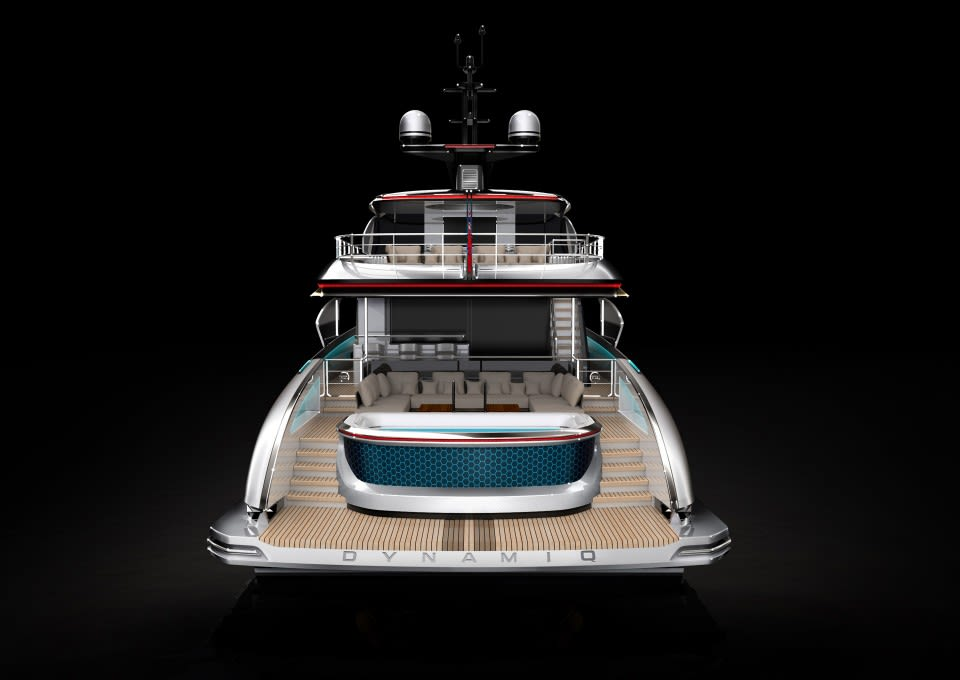 M/Y GTT 135 Yacht #2