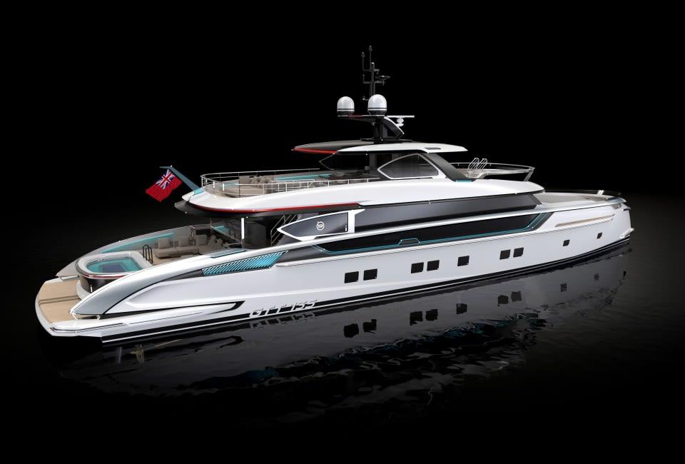 M/Y GTT 135 Yacht #4