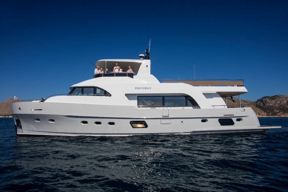 M/Y Eighteen Two Yacht #4
