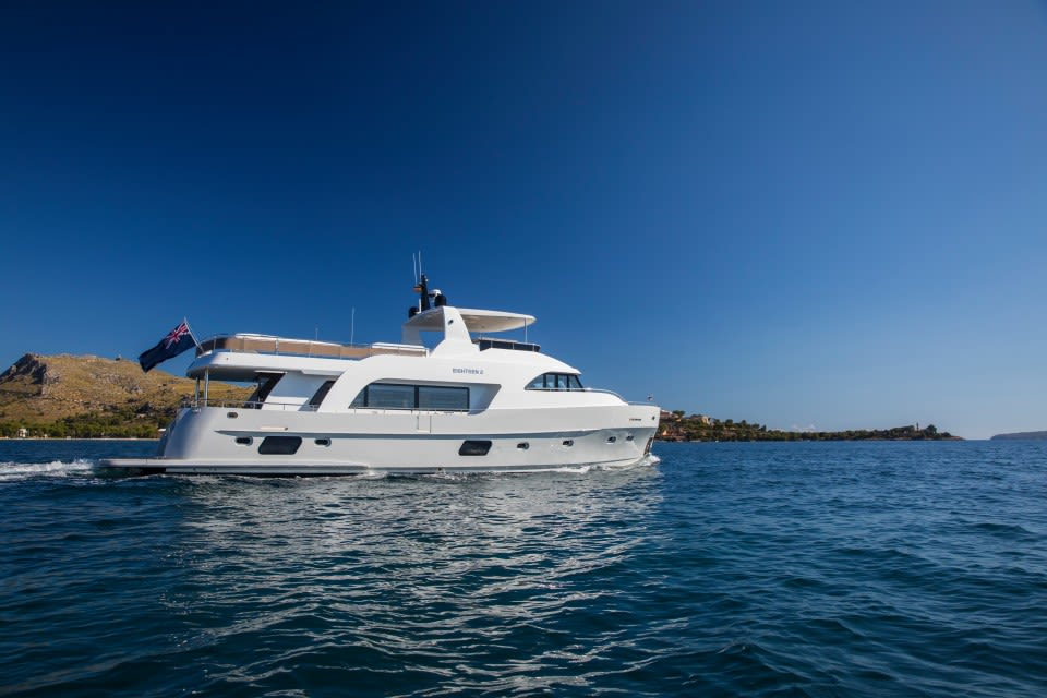 M/Y Eighteen Two Yacht #3