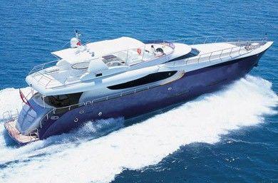 M/Y Clarity Yacht #1
