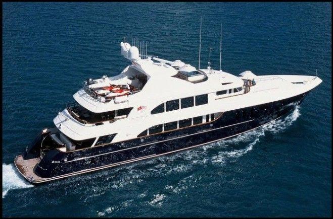 Alessandra Yacht Charter | Trinity Yachts