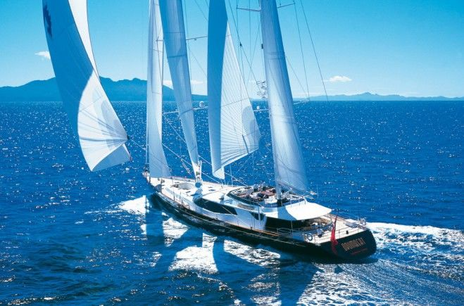Drumbeat Yacht Charter | Alloy Yachts