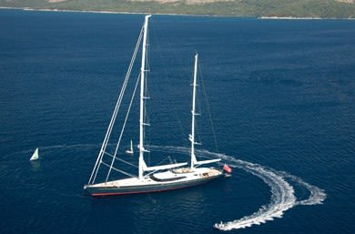 S/Y Drumbeat Yacht #3
