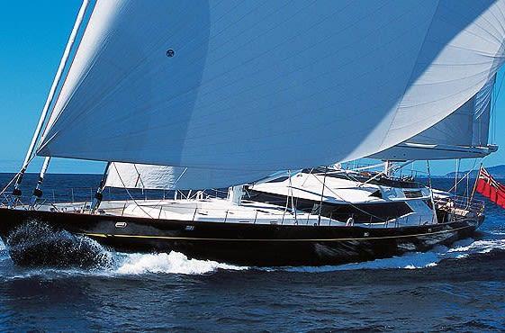 S/Y Drumbeat Yacht #2