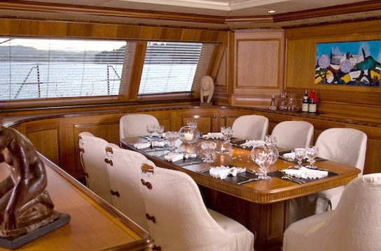 S/Y Drumbeat Yacht #5