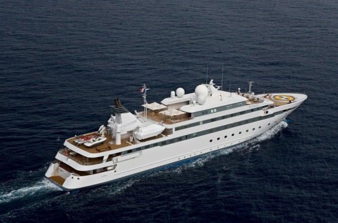 M/Y Lauren L Yacht #5