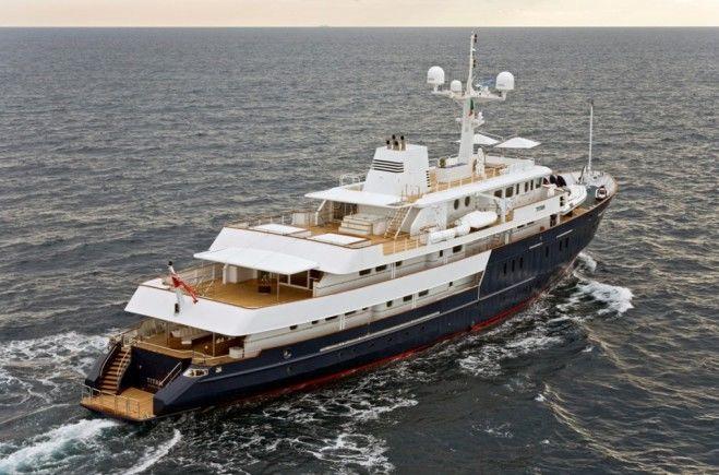 Aqua Blu Yacht Charter | Brooke Yachts