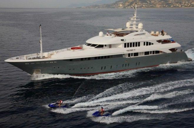 M/Y Vertigo Yacht #1