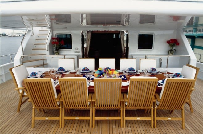 M/Y Te Manu Yacht #2