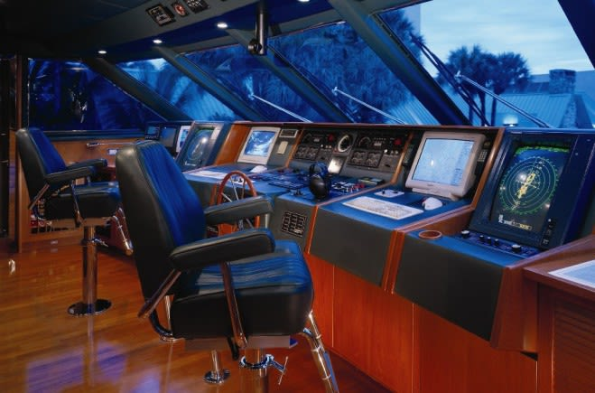 M/Y Te Manu Yacht #6
