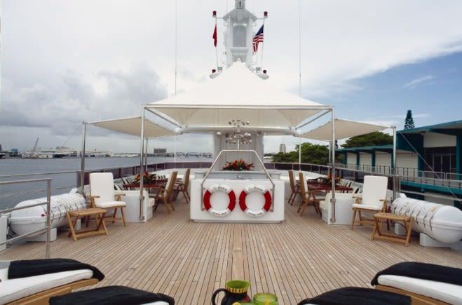 M/Y Te Manu Yacht #9