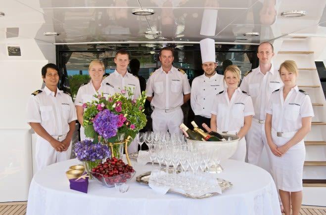 M/Y Sea Lady II Yacht #13
