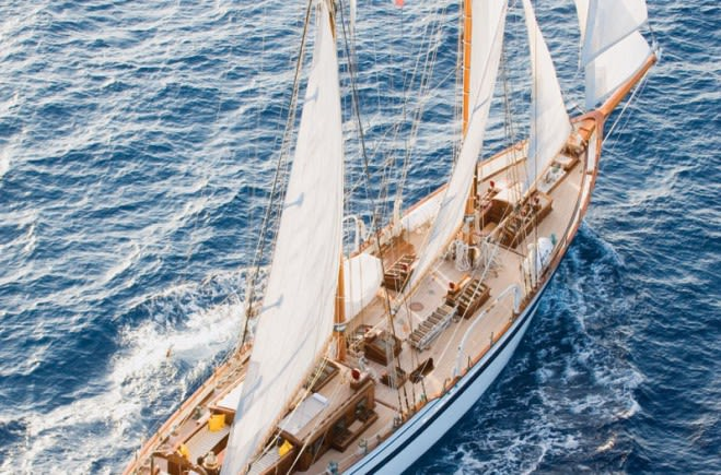 S/Y Lady Thuraya Yacht #2