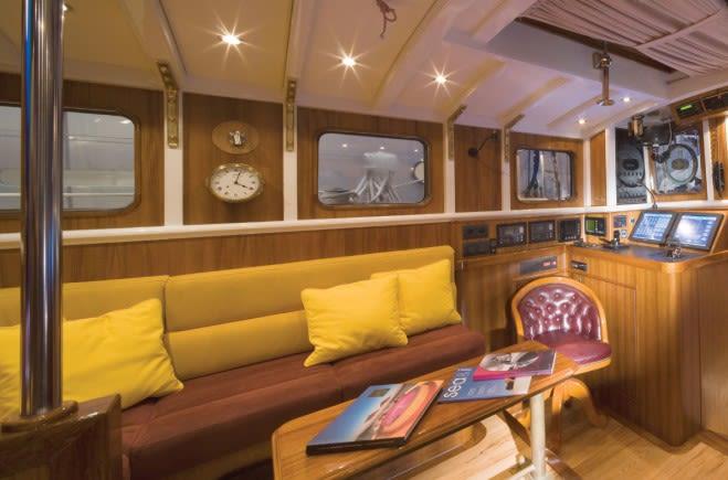 S/Y Lady Thuraya Yacht #5