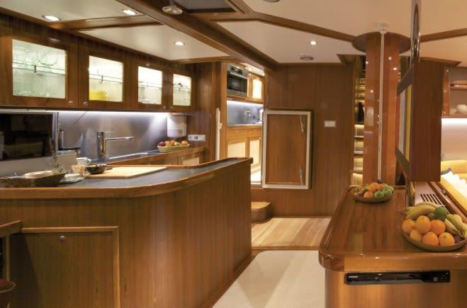 S/Y Lady Thuraya Yacht #6