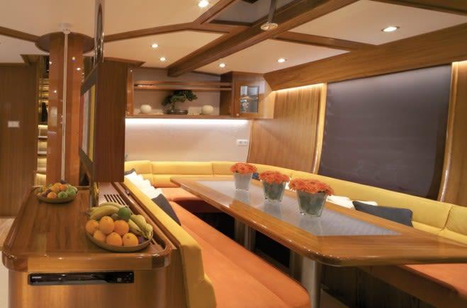 S/Y Lady Thuraya Yacht #7