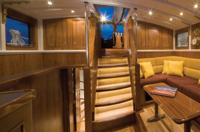 S/Y Lady Thuraya Yacht #8