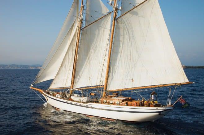 S/Y Lady Thuraya Yacht #3