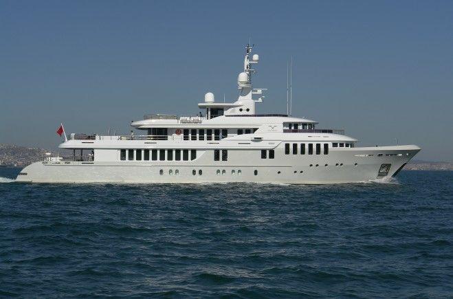 Kinta Yacht Charter | Proteksan