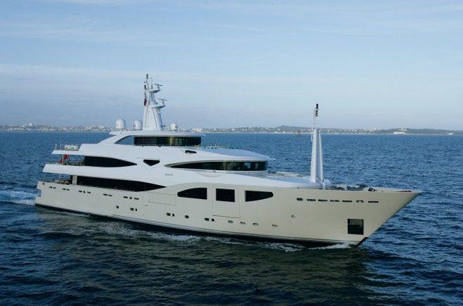 M/Y Maraya Yacht #1